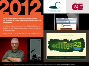 Prejean Creative July 2012 Update