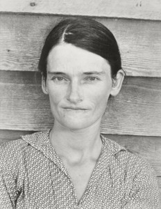 Alabama Cotton Tenant Farmer Wife, 1936