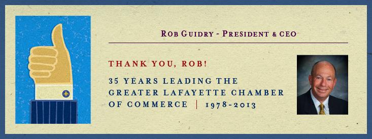 Thanks, Rob Guidry