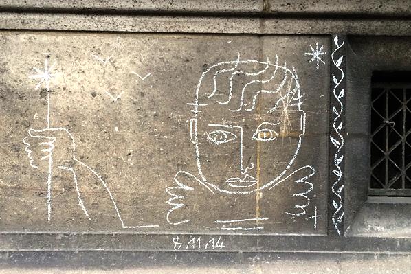 Angel Grafitti - Paris