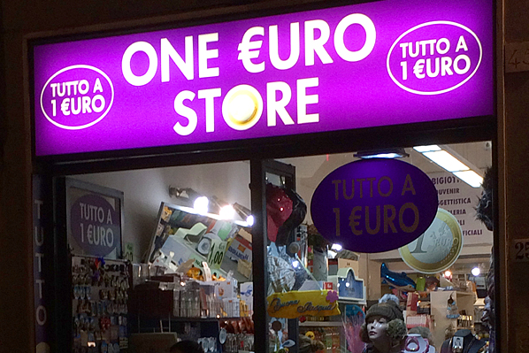 The Euro Store